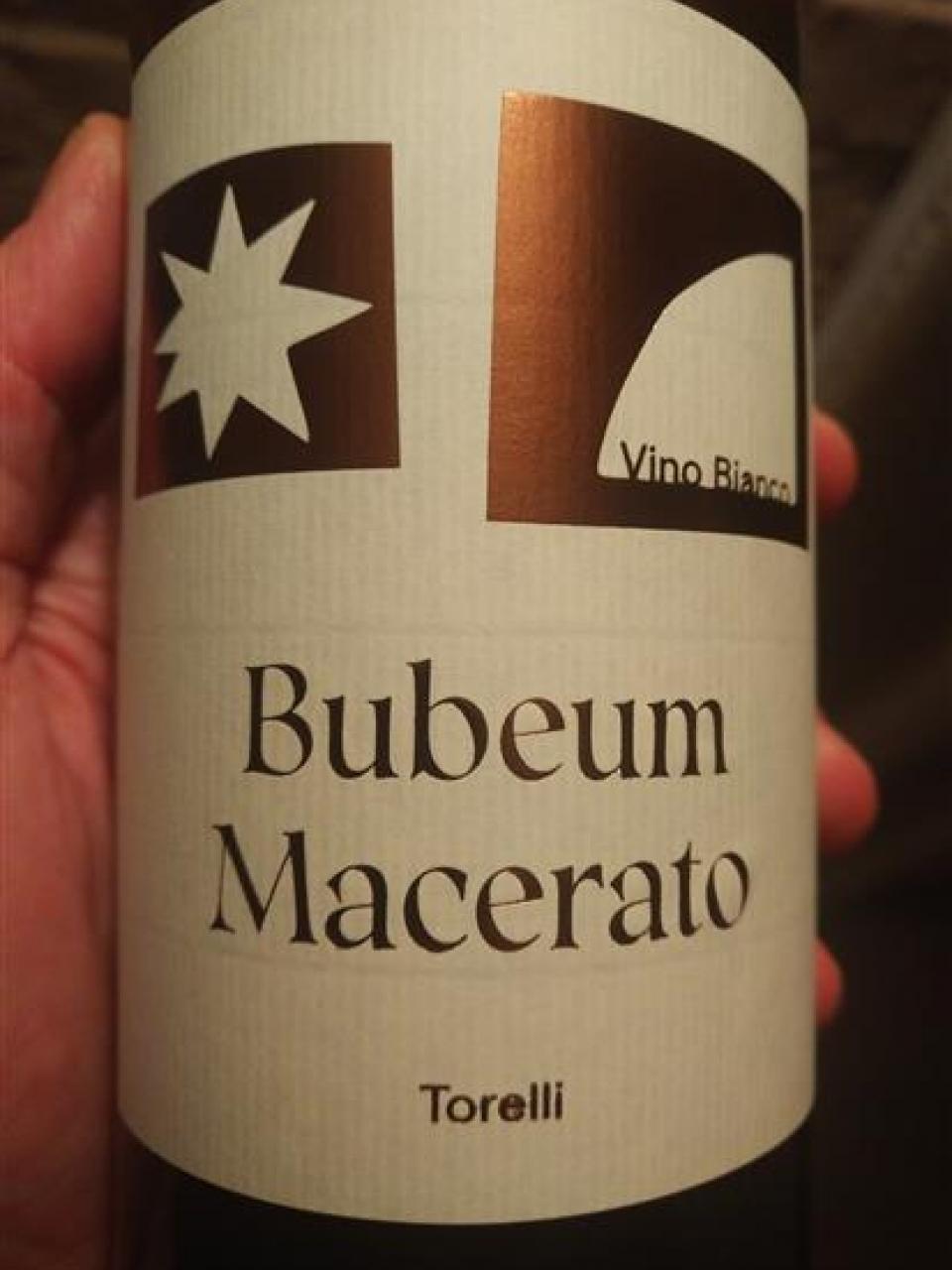 """""""Bubeum"""" Moscato"""