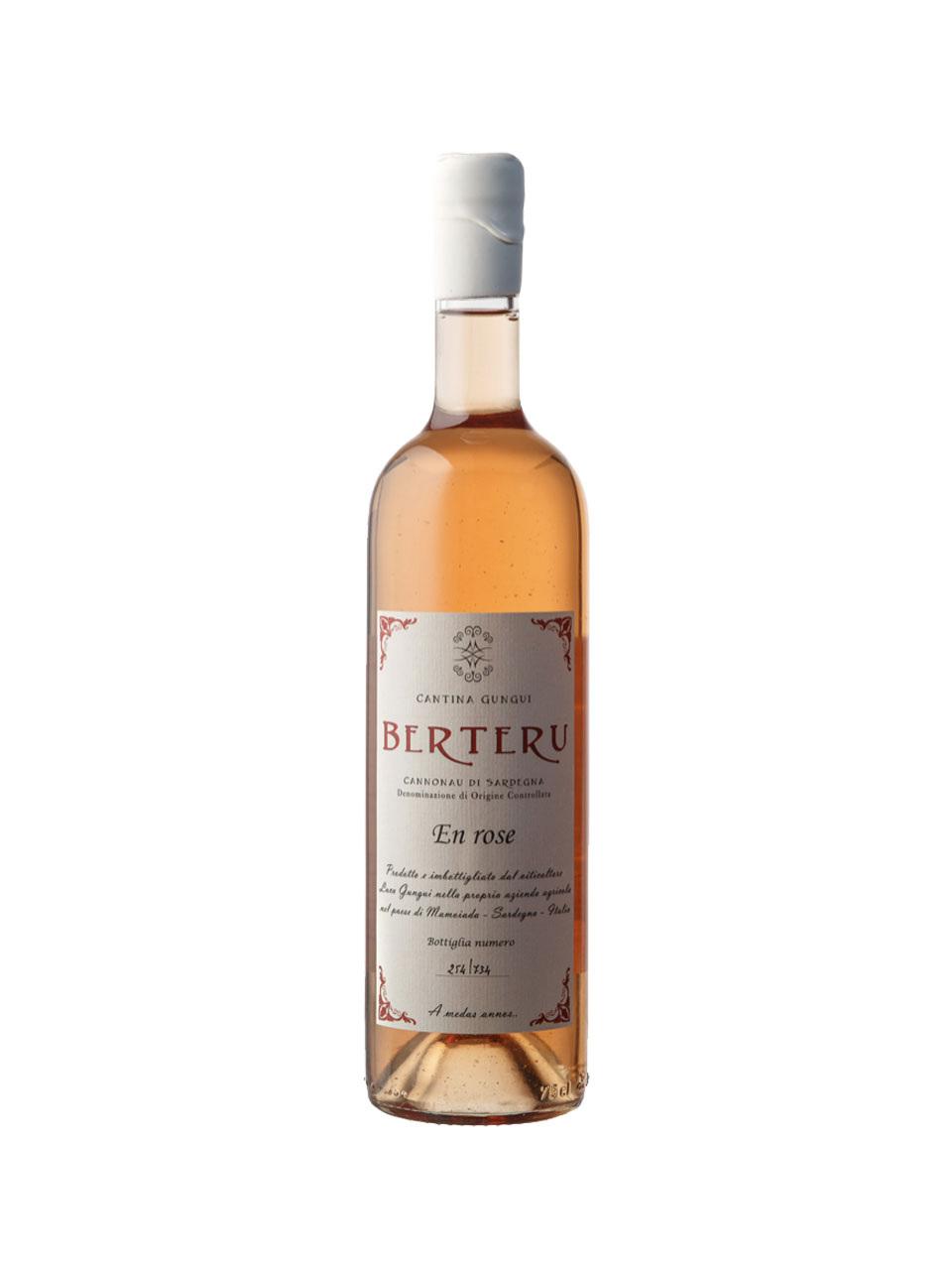 """""""Berteru En Rosé"""" Cannonau di Sardegna DOC"""