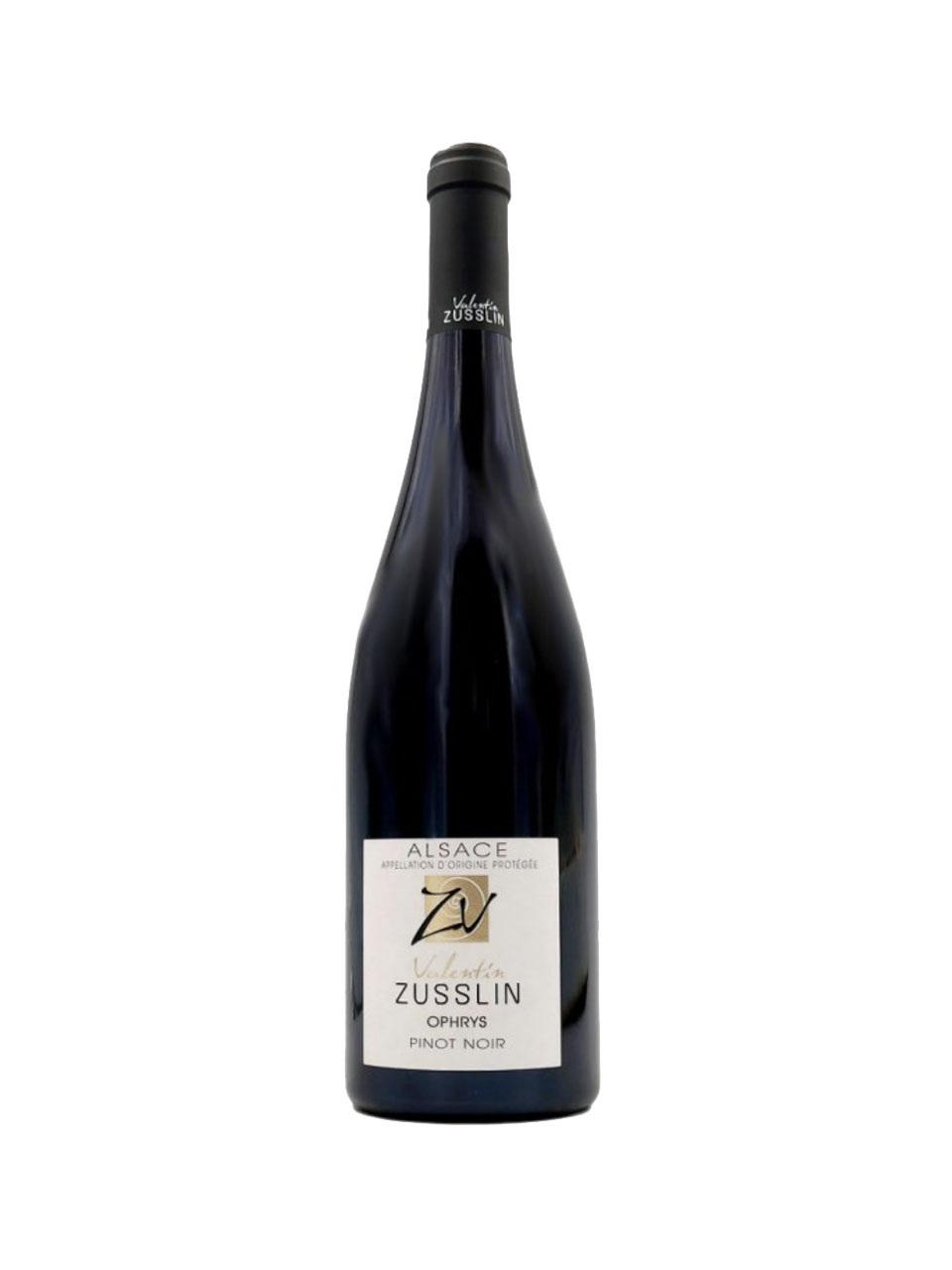 """Ophrys"" Pinot Noir Alsace AOC"