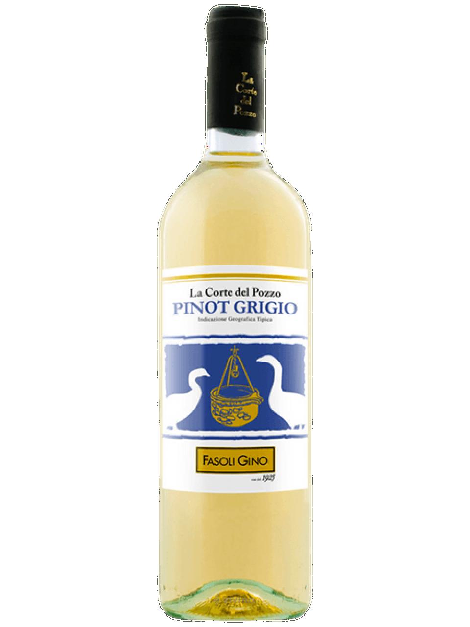 """""""La Corte del Pozzo"""" Bianco Veronese IGT Pinot Grigio"""