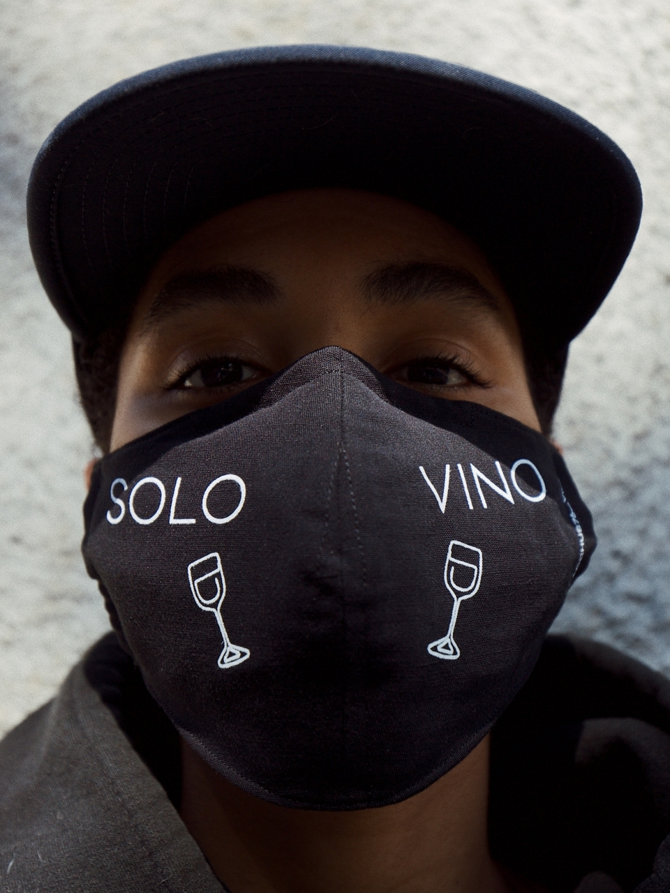 Masque bacchus76 - Italien