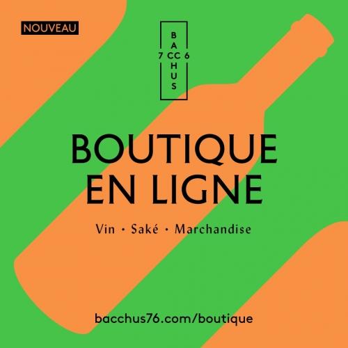 Notre nouvelle boutique en ligne est maintenant ouverte!