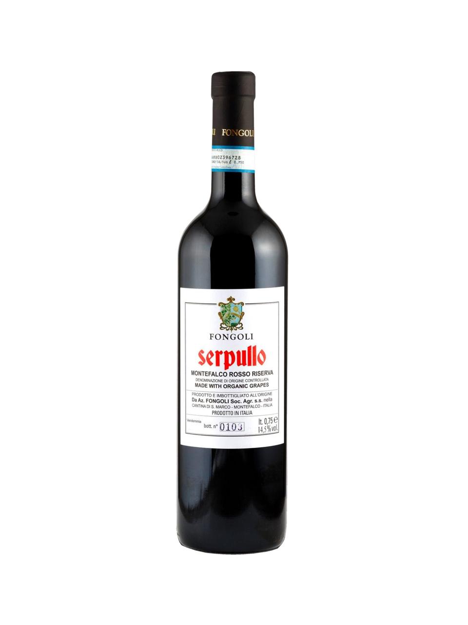 """""""Serpullo"""" Montefalco Rosso Riserva DOC"""